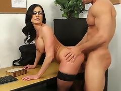 Kendra Craving is probably the superlatively good sex teacher in the entire wide world. Today she is practicing with her superlatively good student, Johnny Castle, who has a captivating pecker. See and have fun